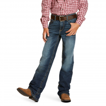 B4 Relaxed Stretch Jett Boot Cut Jean by Ariat in Chelan WA