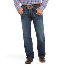 Men's M4 Low Rise Stretch Adkins Boot Cut Jean by Ariat in Fort Collins CO