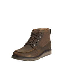 MNS LOOKOUT EARTH/STONE SUEDE by Ariat