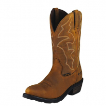 MNS IRONSIDE DUSTED BROWN WP by Ariat