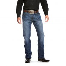 Men's Relentless Relaxed Fit Stretch Double Stitch Boot Cut Jean