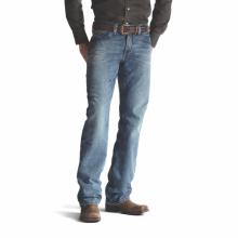 Men's M4 Low Rise Scoundrel Boot Cut Jeans Cotton by Ariat