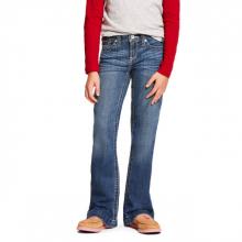 Kid's R.E.A.L. Margot Boot Cut Jeans