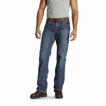 Men's FR M4 Low Rise Boundary Boot Cut Jeans by Ariat