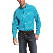 Men's Backren Stretch Classic Fit Shirt by Ariat