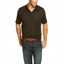 Men's AC Polo Shirt by Ariat