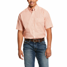 Men's Fishers Print Classic Fit Shirt