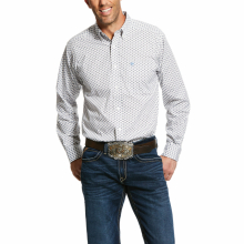 Men's Halifax Stretch Fitted Shirt