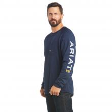 Men's Rebar HeatFighter T-Shirt by Ariat in Loveland CO