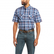 Men's Rebar Made Tough DuraStretch Work Shirt by Ariat in Fort Collins CO