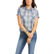 Women's REAL Delightful Shirt by Ariat in Chelan WA