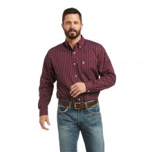 Men's Kavi Stretch Fitted Shirt by Ariat in Lafayette CO
