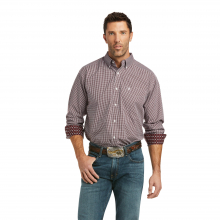 Men's Wrinkle Free Orson Classic Fit Shirt by Ariat
