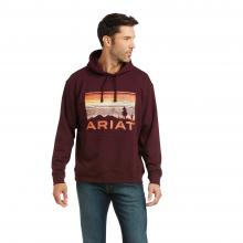 Men's Basic Hoodie Sweatshirt by Ariat in Lafayette CO