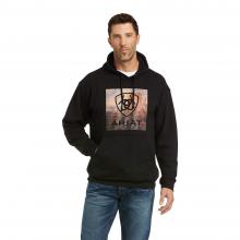 Men's Basic Hoodie Sweatshirt by Ariat