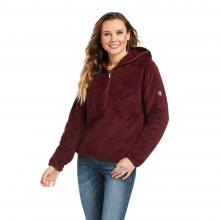Women's Berber Pullover Sweatshirt