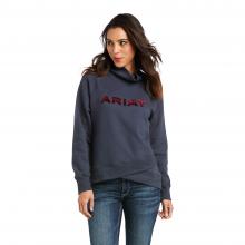 Women's REAL Sequin Sweatshirt by Ariat in Omak WA