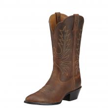 Women's Heritage R Toe Western Boot