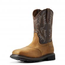 Men's Sierra Wide Square Toe Steel Toe Work Boot by Ariat in Sheridan CO