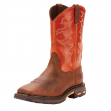 Men's WorkHog Wide Square Toe Work Boot by Ariat in Fort Collins CO
