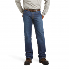 Men's FR M4 Low Rise Basic Boot Cut Jean by Ariat