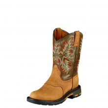 WorkHog Pull On Boot by Ariat