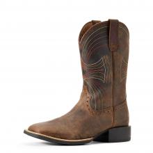 Men's Sport Wide Square Toe Western Boot by Ariat in Omak WA