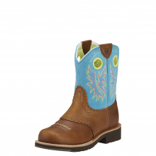 Fatbaby Cowgirl Western Boot by Ariat