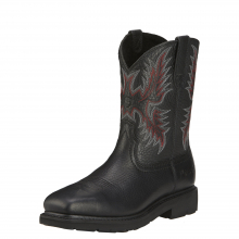 Men's Sierra Wide Square Toe Steel Toe Work Boot by Ariat in Fort Collins CO