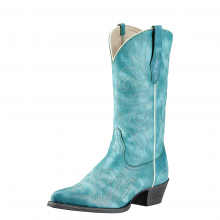 Women's Round Up J Toe Western Boot by Ariat
