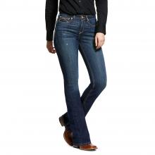 Women's R.E.A.L. High Rise Stretch Marne Boot Cut Jean by Ariat in Lafayette CO