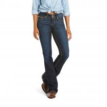 Women's R.E.A.L. Mid Rise Arrow Fit Jocelyn Boot Cut Jean