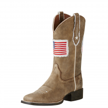 Women's Patriot Western Boot by Ariat