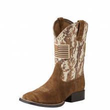 Patriot Western Boot by Ariat