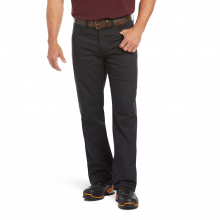 Men's Rebar M4 Low Rise DuraStretch Canvas 5 Pocket Boot Cut Pant by Ariat in Lafayette CO