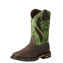 Men's WorkHog Wide Square Toe VentTEK Composite Toe Work Boot by Ariat in Fort Collins CO