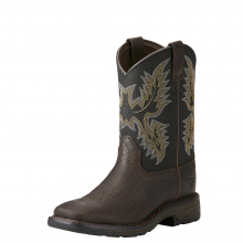 WorkHog Wide Square Toe Boot by Ariat in Loveland CO