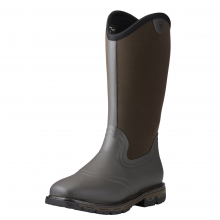 Men's Conquest Neoprene Waterproof Insulated Square Toe Rubber Boot by Ariat