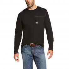 Men's Rebar Workman T-Shirt by Ariat in Lafayette CO