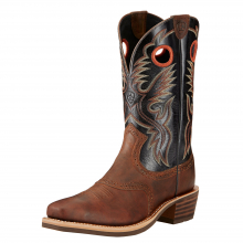 Men's Heritage Roughstock Western Boot by Ariat