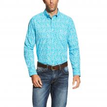 Men's Edison LS Prt Shirt by Ariat