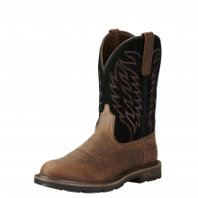 Men's Groundbreaker Pull-On Work Boot by Ariat in Fort Collins CO