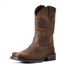 Men's Rambler Patriot Western Boot by Ariat