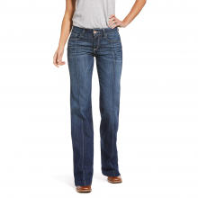 Women's Trouser Perfect Rise Lucy Wide Leg Jean by Ariat