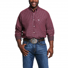 Men's Wrinkle Free Vacini Classic Fit Shirt by Ariat in Lafayette CO