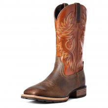 Men's Hybrid Big Boy Back Zip Western Boot by Ariat in Omak WA