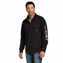 Men's Team Logo 1/4 Zip Sweatshirt by Ariat in Loveland CO