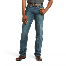 Men's M5 Slim Boundary Stackable Straight Leg Jean by Ariat in Lafayette CO