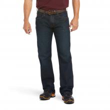 Men's Rebar M5 Slim DuraStretch Edge Stackable Straight Leg Jean by Ariat in Lafayette CO