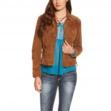 Women's Fringe Trucker Jacket by Ariat